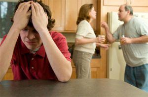 Divorce and Teenagers